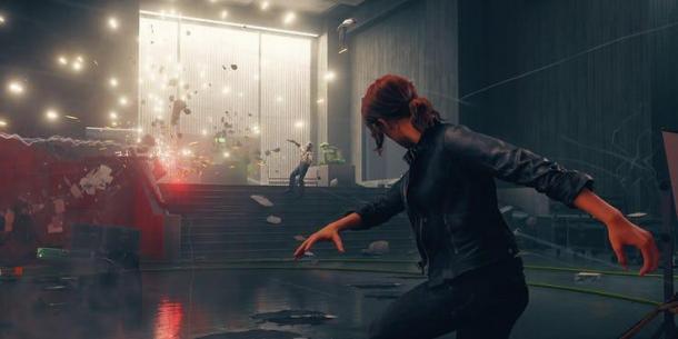 《控制》游戏时长曝光 完整通关需20个小时