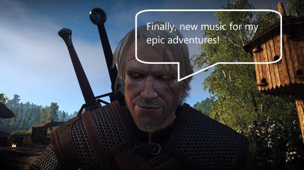 《巫师3》音乐MOD发布 带来16首全新配乐