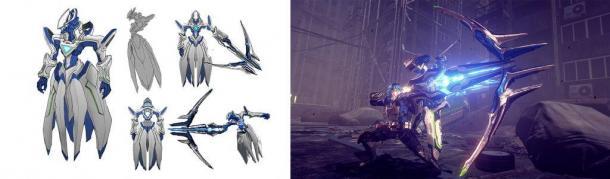 《异界锁链》开发日志 雷基恩资料及设定图公开