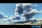 《微軟飛行模擬器》最新視頻剪輯展示精致畫面