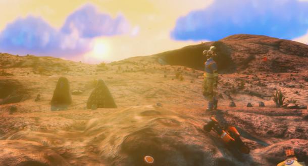 玩家在《无人深空》中还原《龙珠Z》 还自制OP!