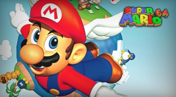 高玩自制原生PC版《马里奥64》 公布首支演示视频