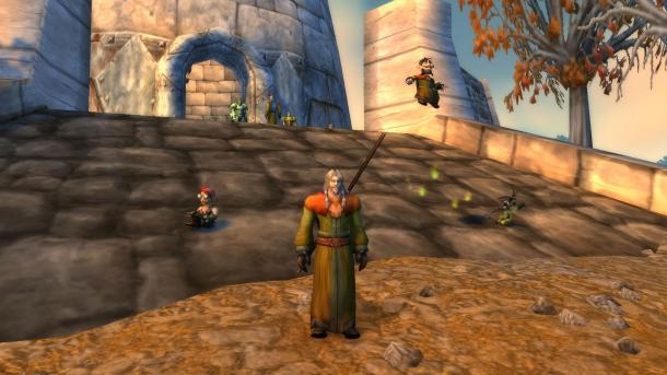 《魔兽世界》怀旧服美服遇DDoS攻击 大量玩家无法登录