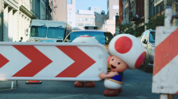 蘑菇君是主角!《马里奥赛车巡回赛》全新预告公布