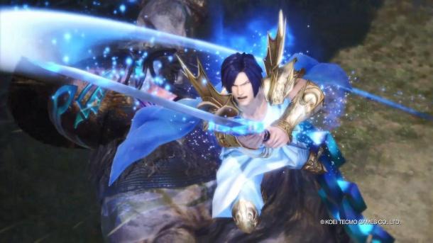 《无双大蛇3:终极版》中文PV 新人物哈迪斯、阿基里斯公开