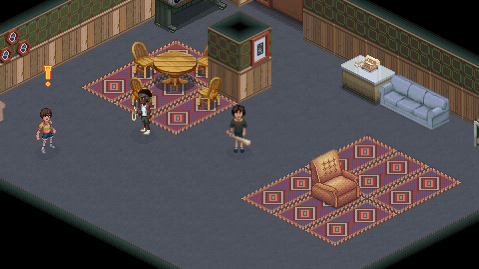 怪奇物语3游戏版图片