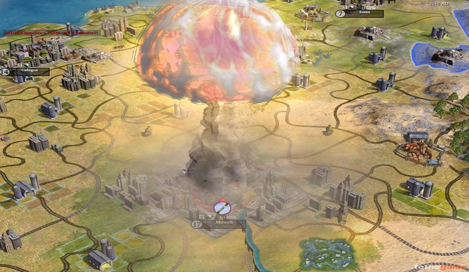 席德梅尔之文明4图片