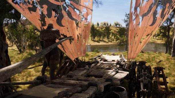 在线开放世界游戏《最后的绿洲》再次跳票 2020年Q1发售