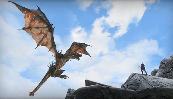 《上古卷轴5:天际》新Mod:龙族可以说话了