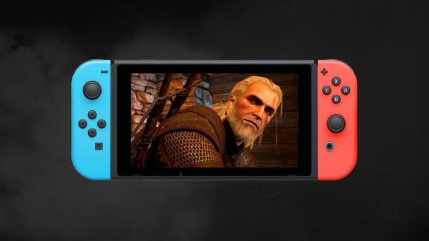 《巫师3》Switch版新演示视频 画面流畅体验佳更便携