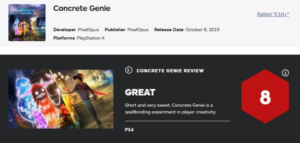 《壁中精灵》IGN终评8分:短小却甜蜜的mg4355官网体验