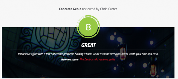 《壁中精灵》IGN终评8分:短小却甜蜜的5分快3官方体验