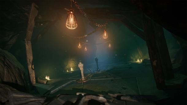 第一人称太空恐怖游戏《疯狂的月亮》发售日公布
