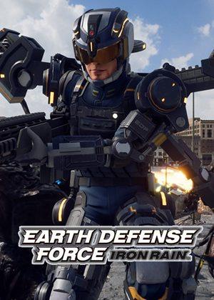 地球防卫军:铁雨图片