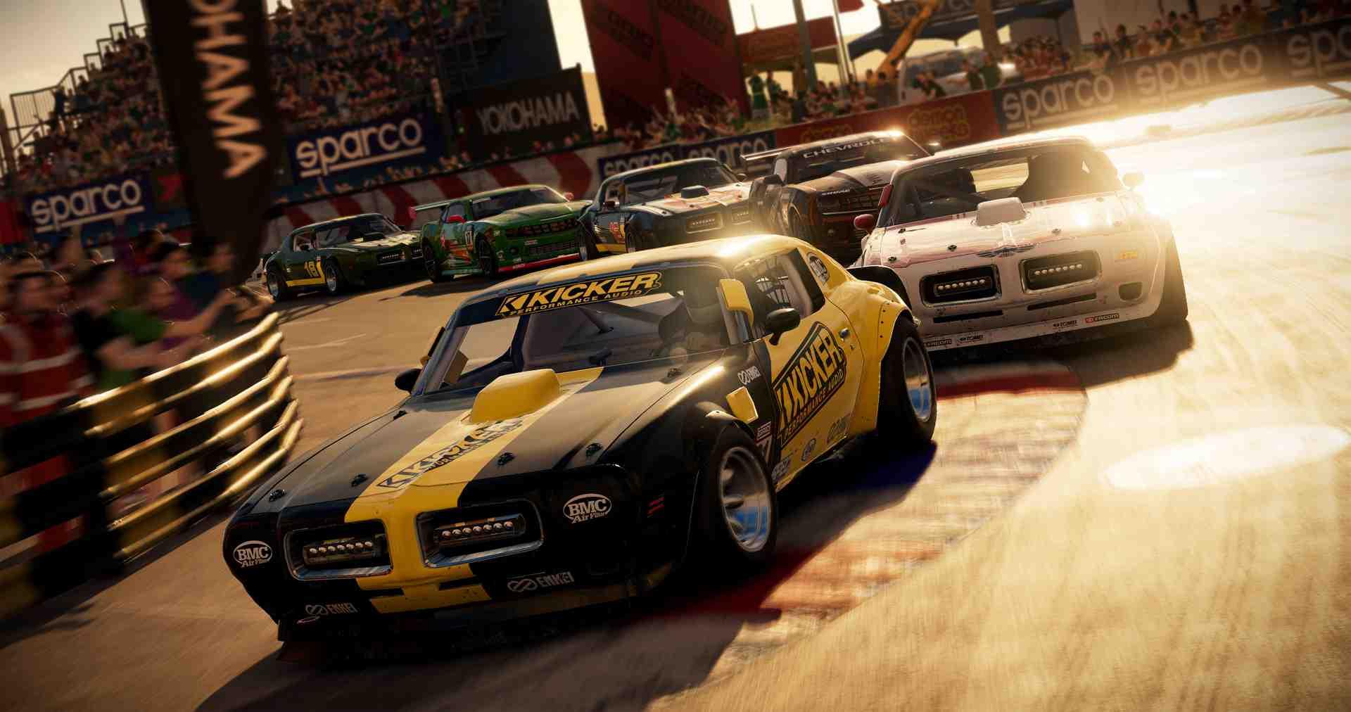 超级房车赛终极版图片