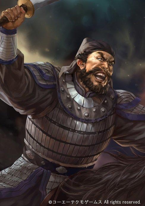 《三国志14》新武将�L演介绍 反复无常的叛贼