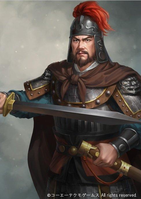《三國志14》新武將脩則介紹 不敵晉軍戰死沙場