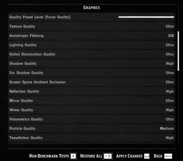 《荒野大镖客2》PC版支持DX12 画质设定超40个