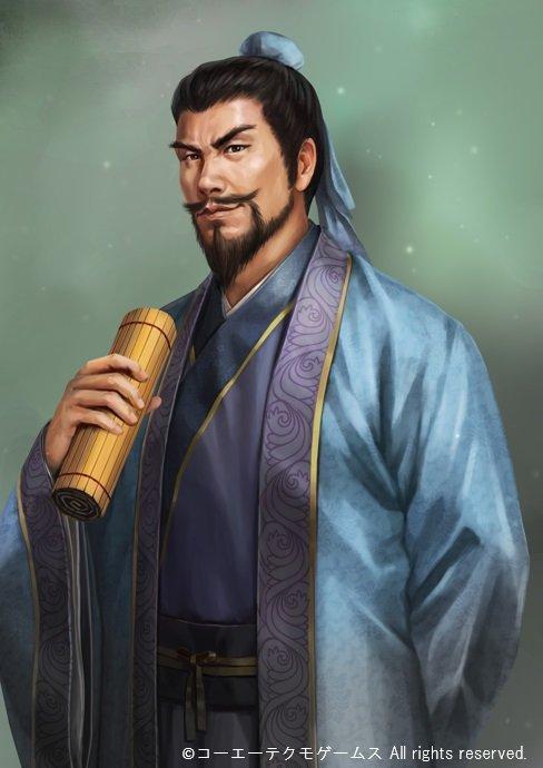 《三国志14》新武将泄归泥介绍 身负血仇的鲜卑贵族