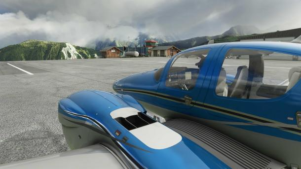 《微软飞行模拟》新4K截图 每张都无比震撼