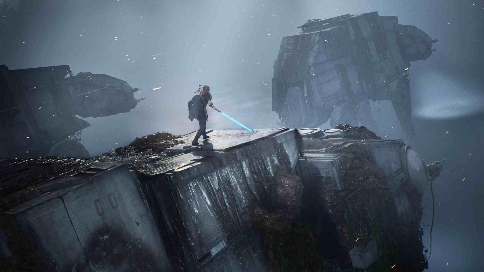 星球大战 绝地:陨落的武士团图片
