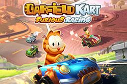 加菲猫卡丁车:激情竞速图片