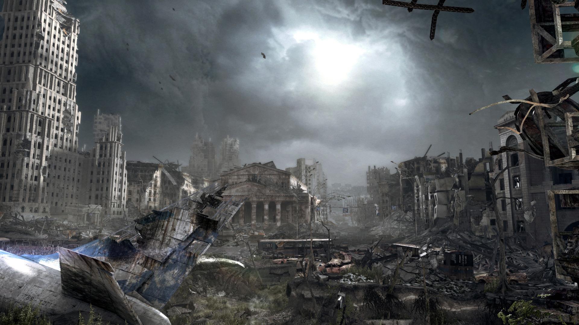 地铁:最后的曙光图片