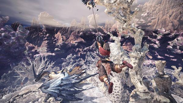 《怪物獵人:世界》冰原二連冠 Steam銷量排行榜