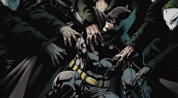 《新蝙蝠俠》配樂將由《刺客信條:奧德賽》作曲者制作