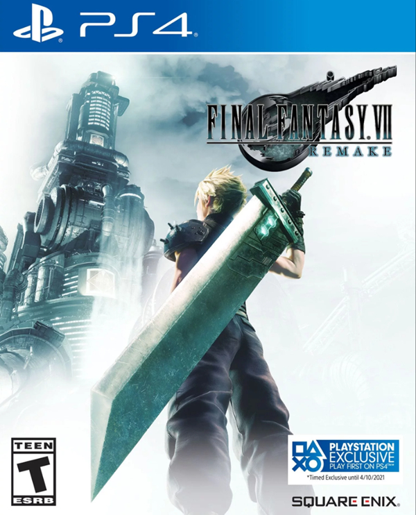 《最終幻想7:重制版》限時獨占截止日期被推遲