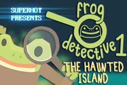 青蛙侦探:闹鬼小岛图片