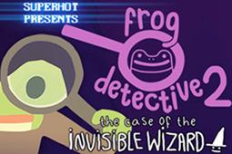青蛙侦探2:隐形巫师案图片