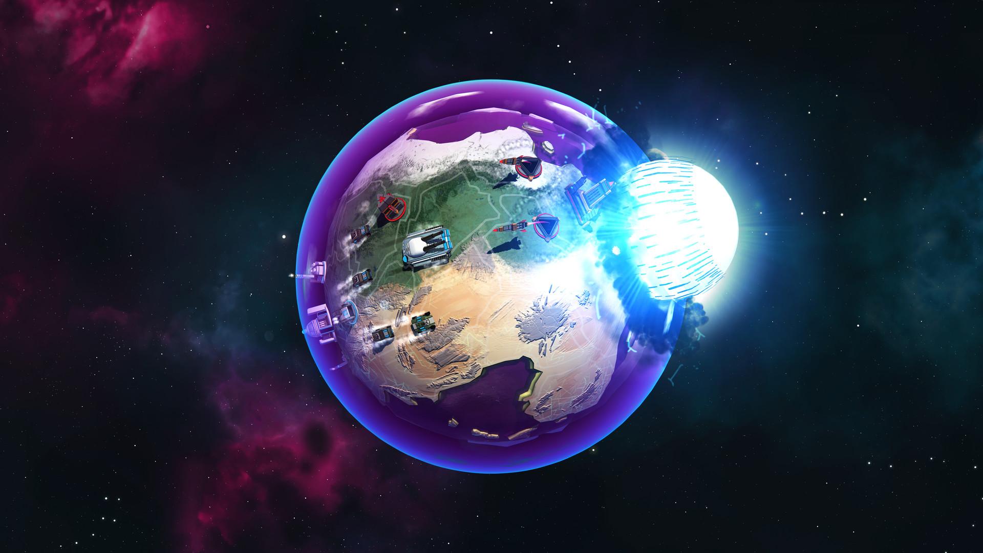 星际指挥官图片
