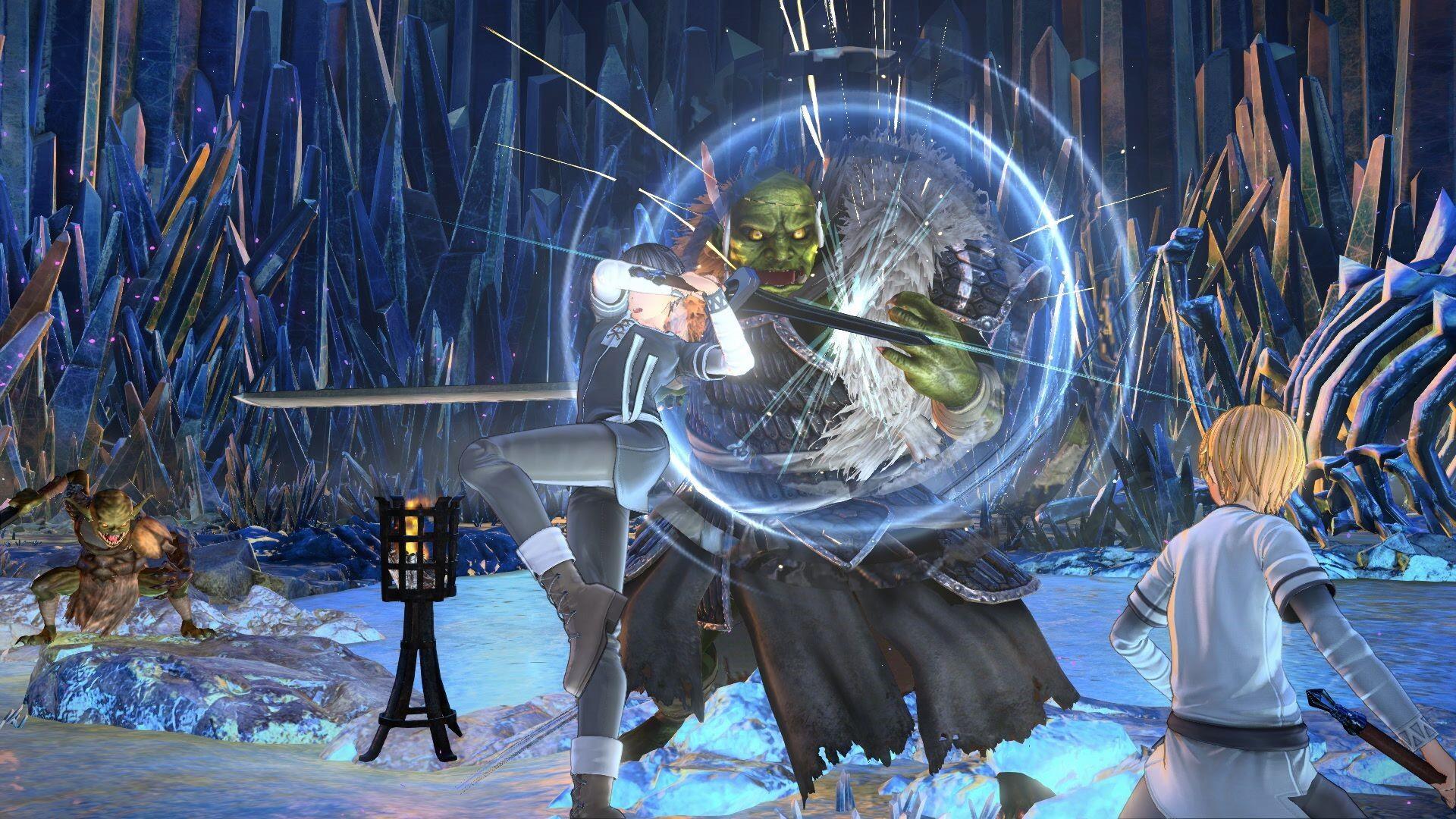刀剑神域:彼岸游境图片