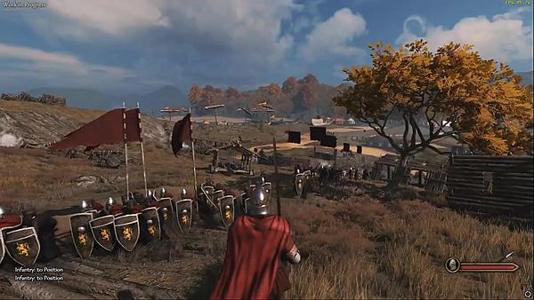 《騎馬與砍殺2:領主》攻城戰全新實機演示公佈