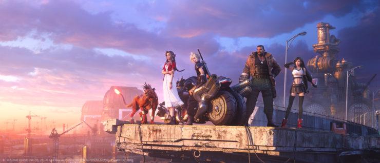 《最終幻想7:重制版》如期發售 但實體版會很難找