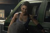 《生化危机3:重制版》鬼畜化的面部视频 人物五官崩坏