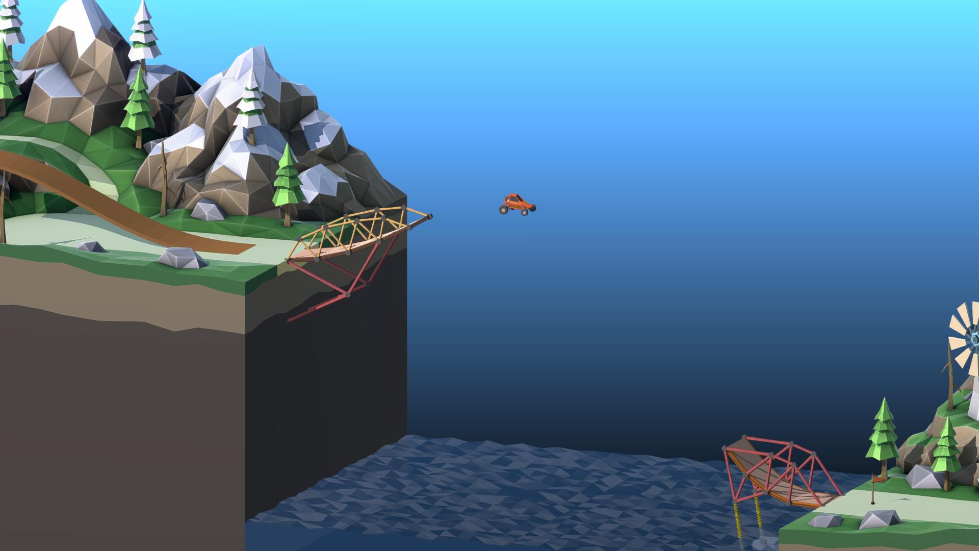 桥梁建造师2桥梁建造师2中文版下载攻略秘籍