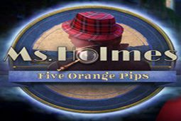 福尔摩斯女士:五个橙色点子珍藏版