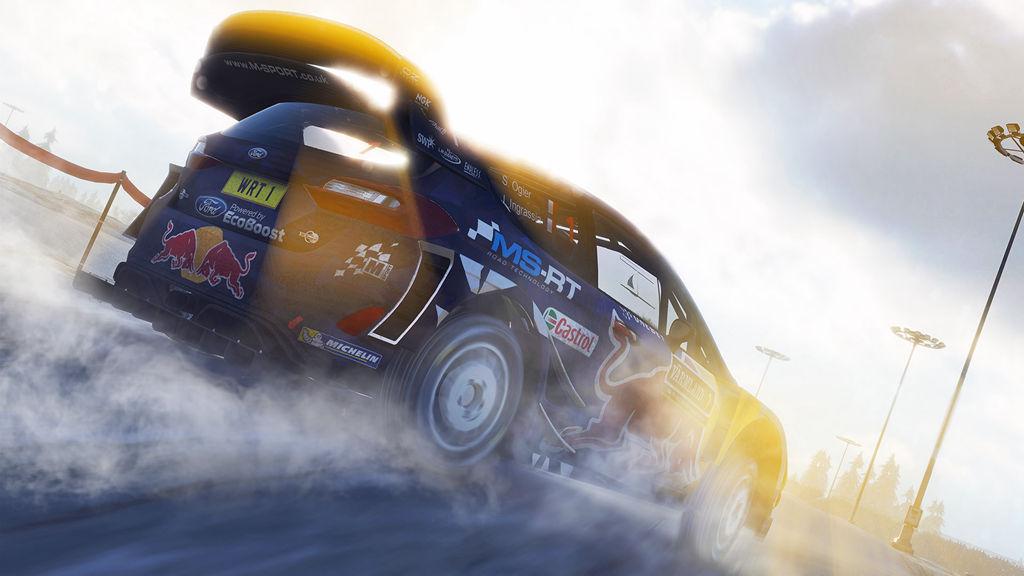 FIA世界汽车拉力锦标赛7图片