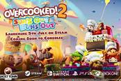 《胡闹厨房2》夏日主题DLC即将推出 玩家可免费获得