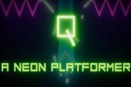 Q-霓虹灯平台游戏