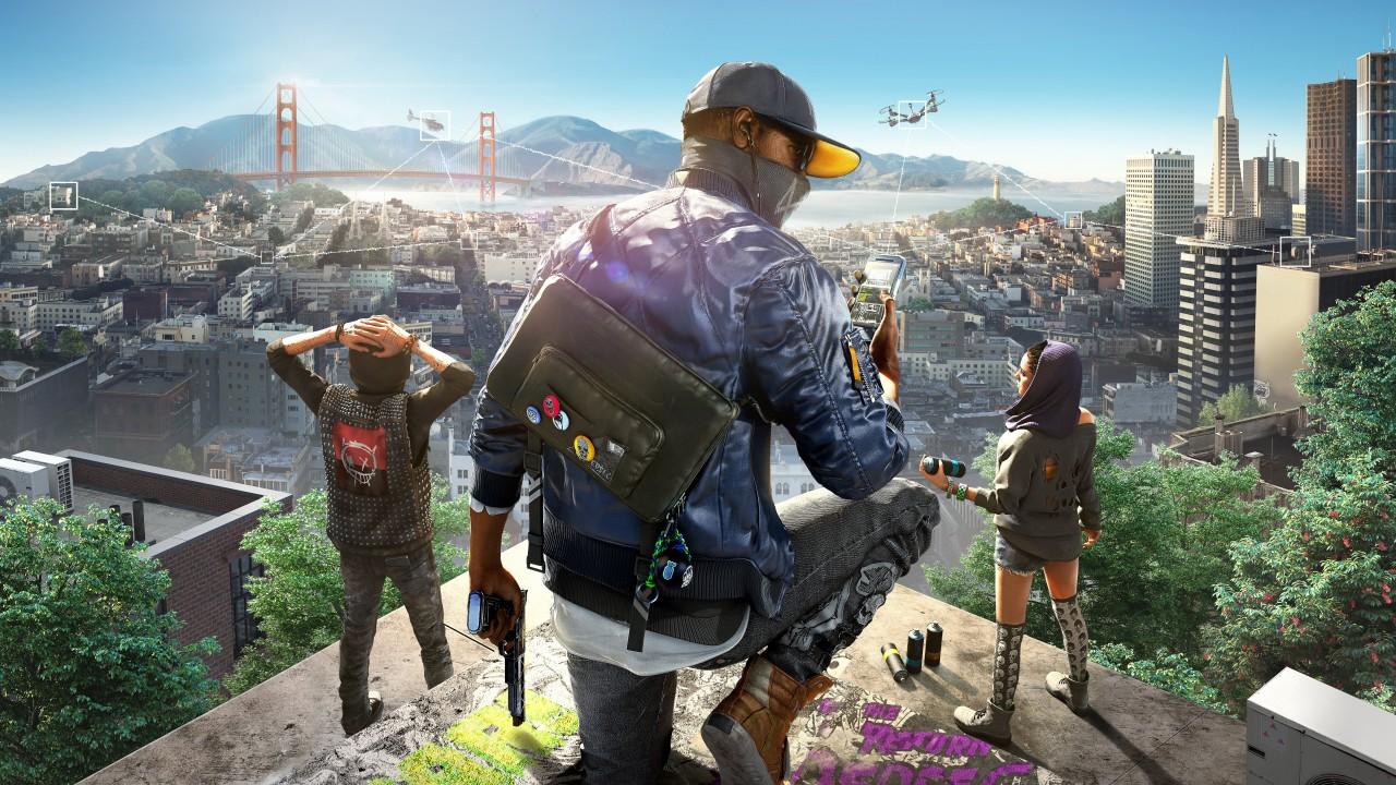 看门狗2将开启限免活动育碧游戏展部分阵容公开