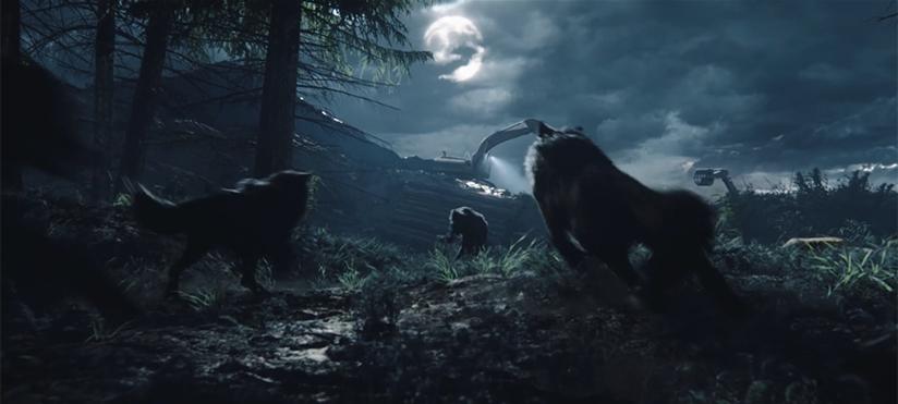 狼人之末日怒吼:地灵之血图片