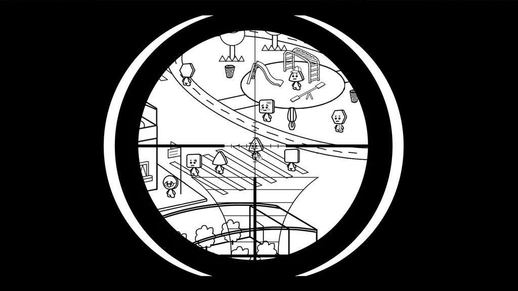 几何狙击手图片