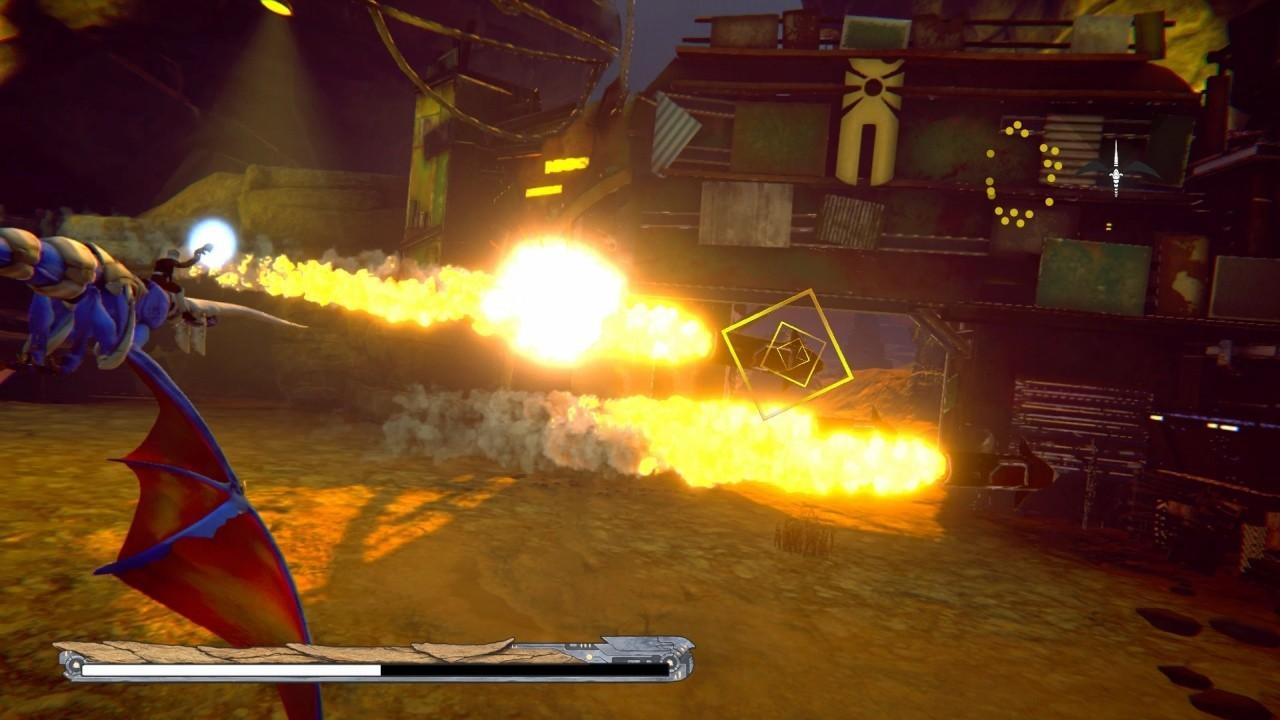 铁甲飞龙:重制版图片