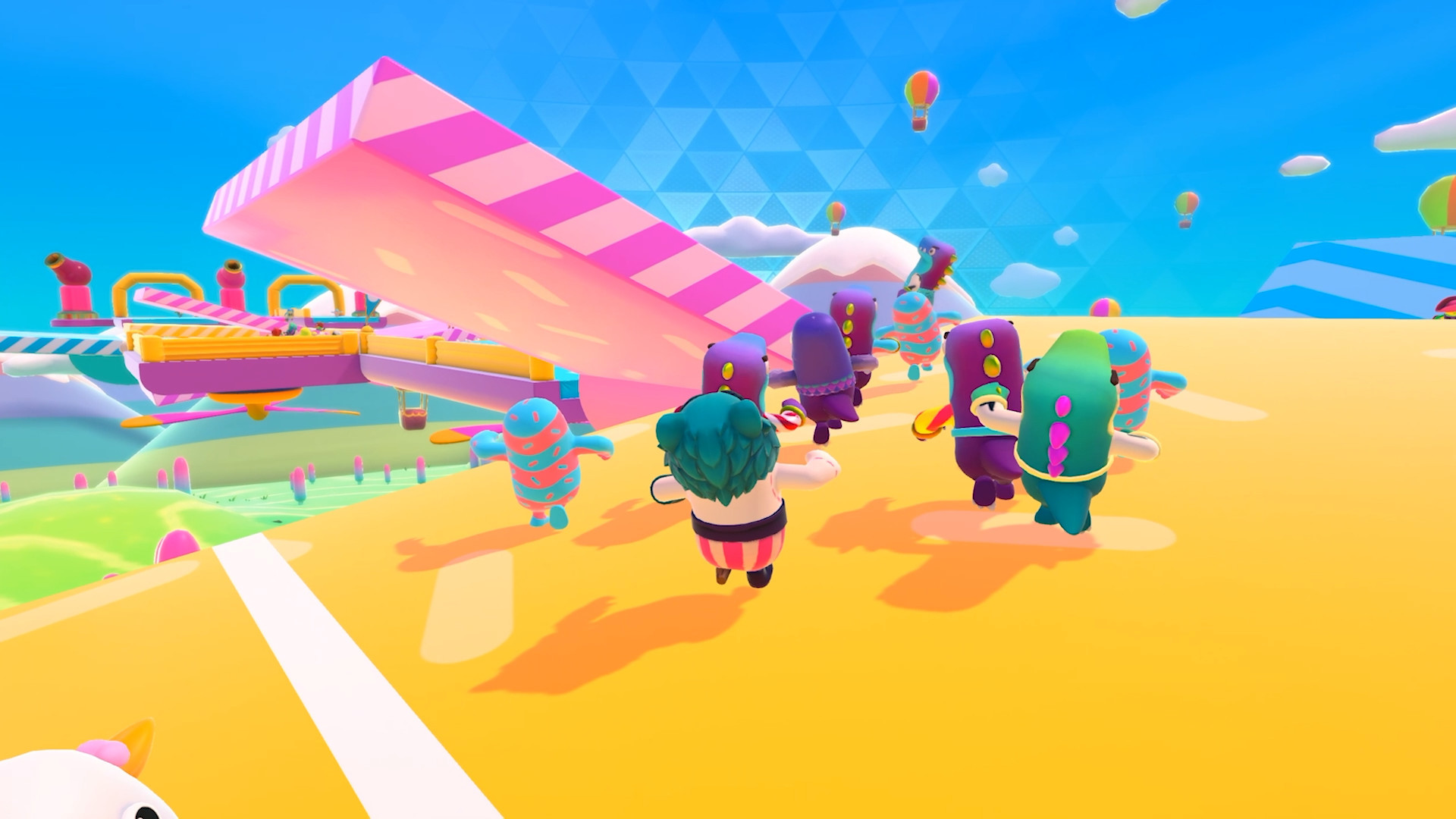 糖豆人:终极淘汰赛图片