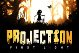 投影:第一道光