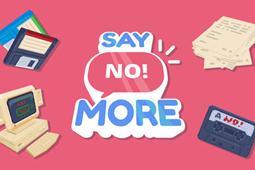 更多地说不!