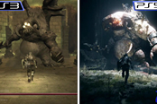 《恶魔之魂:重制版》新版与原版对比视频 画面大提升